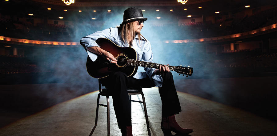 Kid Rock tour dates