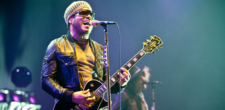Lenny Kravitz tour dates