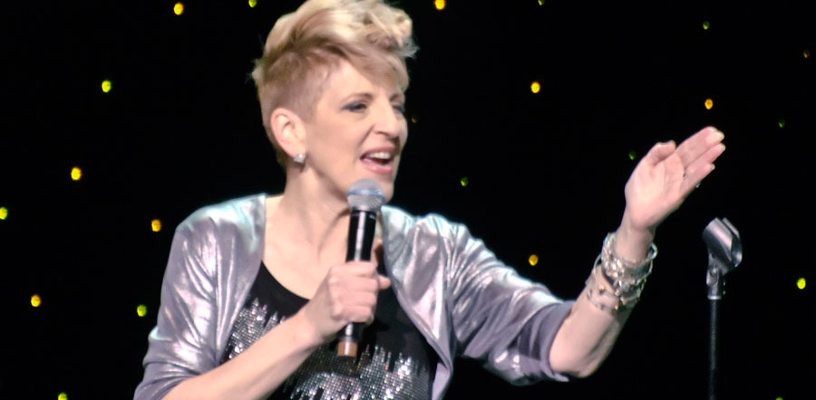 Lisa Lampanelli tour dates