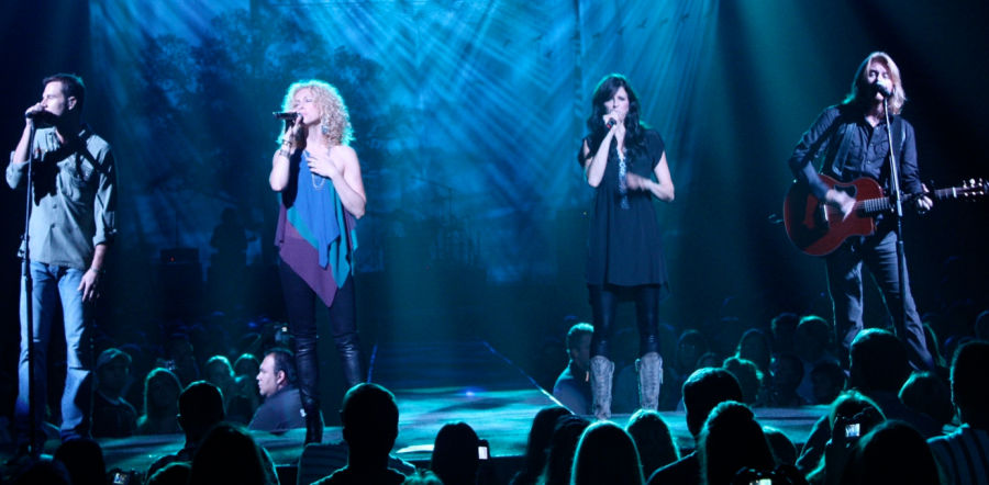 Little Big Town live