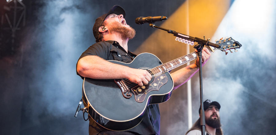Luke Combs tour dates