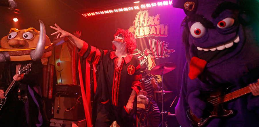 Mac Sabbath - Tribute Band tour dates