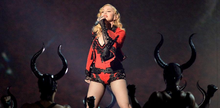 Madonna tour dates