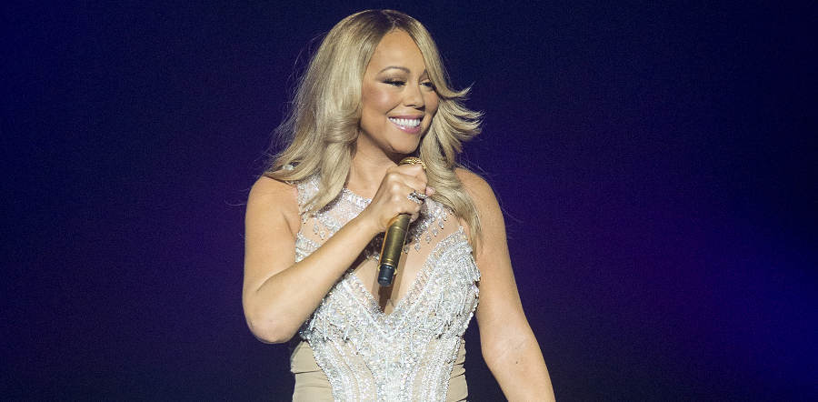 Mariah Carey tour dates