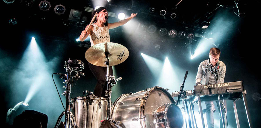 Matt And Kim tour dates