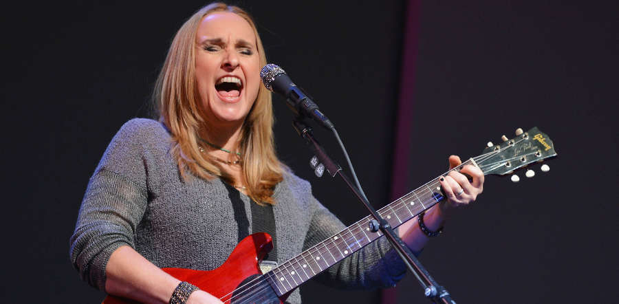 Melissa Etheridge live