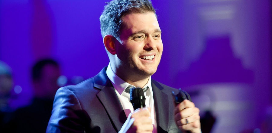 Michael Buble tour dates