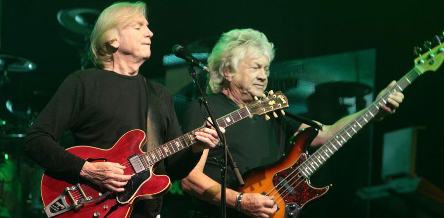 Moody Blues tour dates