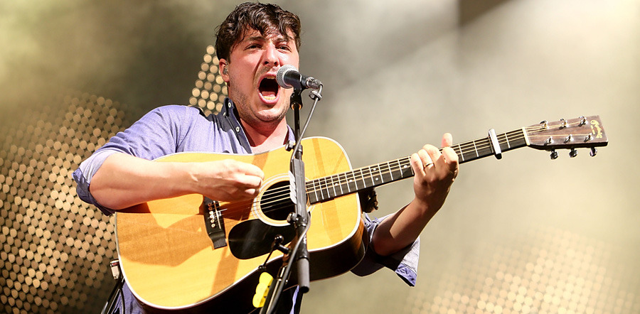 Mumford And Sons tour dates