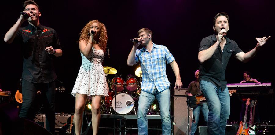 Nashville In Concert tour dates