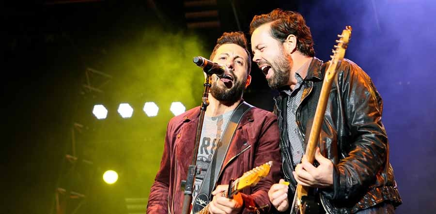 Old Dominion tour dates