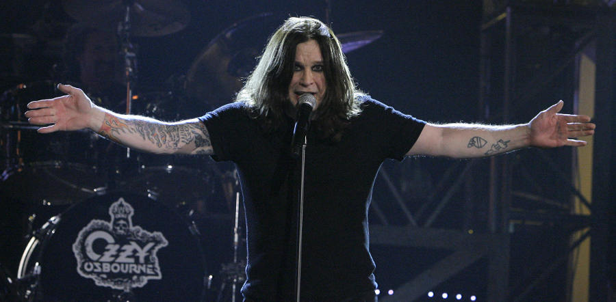 Ozzy Osbourne tour dates