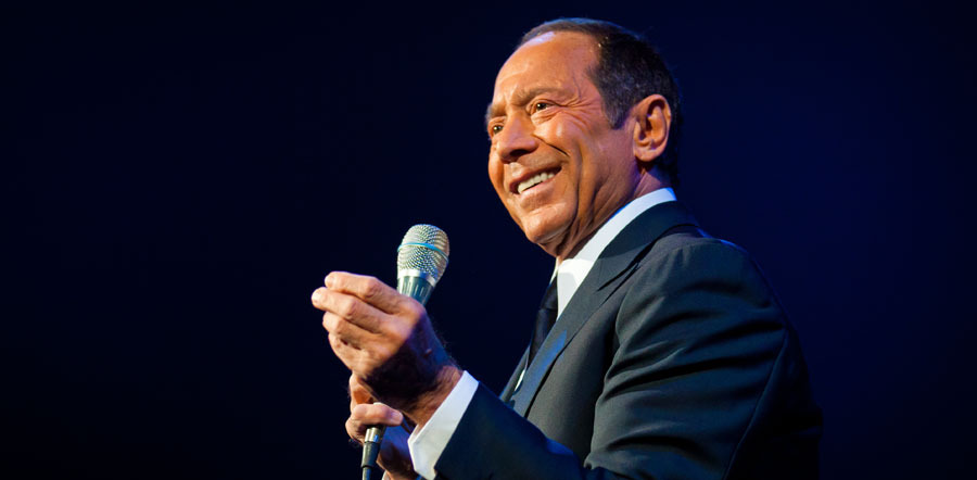 Paul Anka tour dates