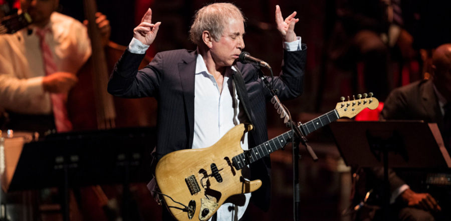 Paul Simon tour dates