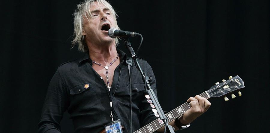 Paul Weller tour dates
