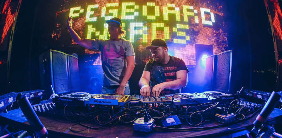 Pegboard Nerds tour dates