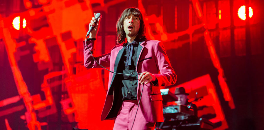 Primal Scream tour dates