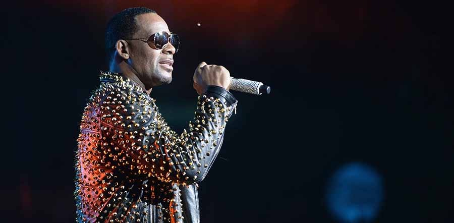 R. Kelly tour dates