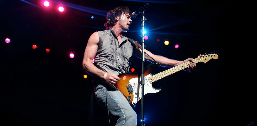Rick Springfield tour dates