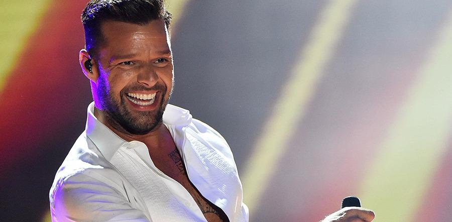 Ricky Martin tour dates