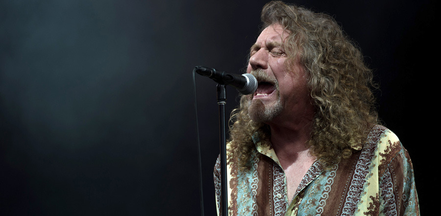 Robert Plant tour dates