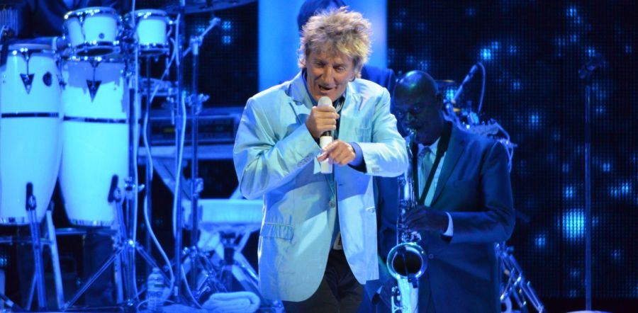 Rod Stewart tour dates