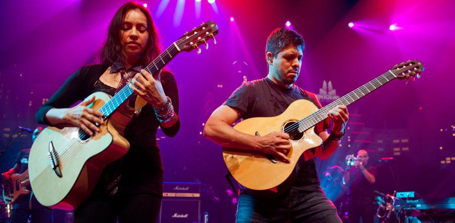 Rodrigo Y Gabriela  tour dates