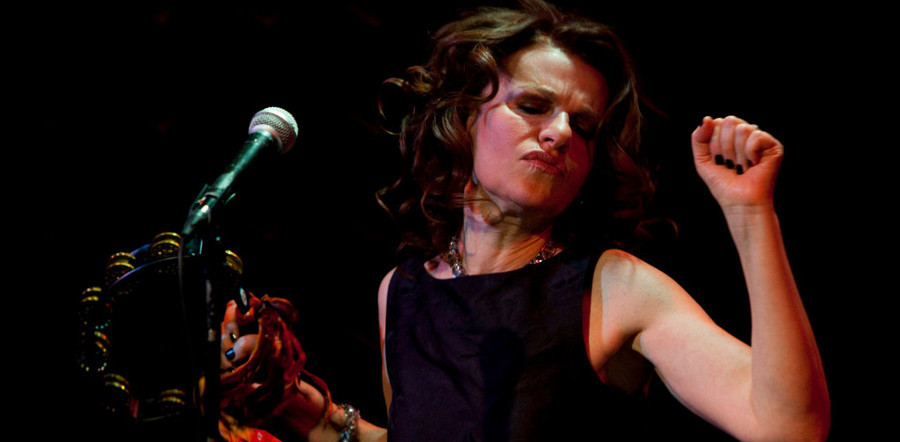 Sandra Bernhard tour dates