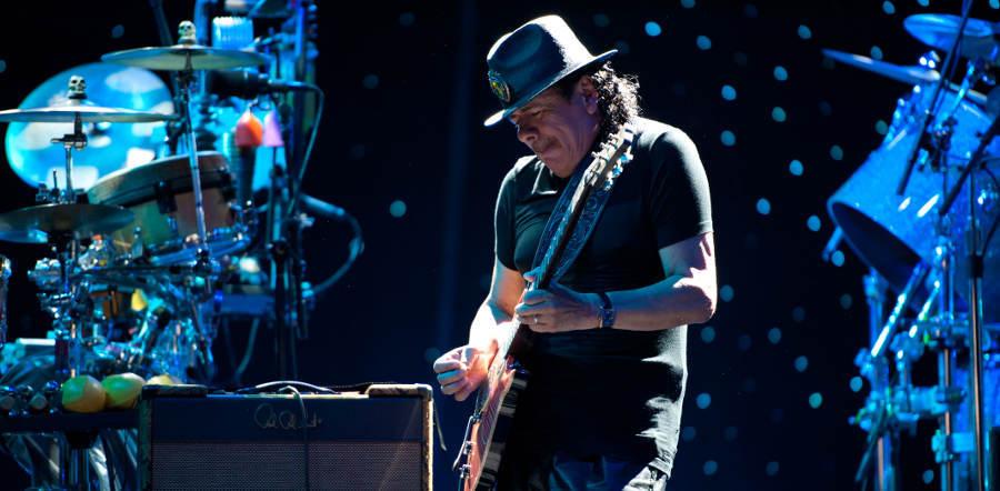 Santana tour dates