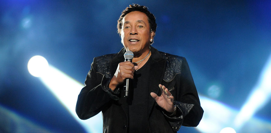 Smokey Robinson tour dates