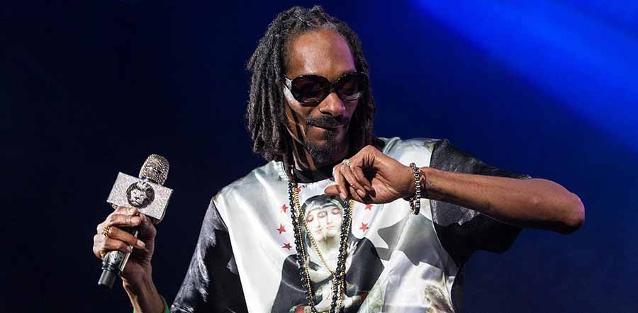 Snoop Dogg tour dates