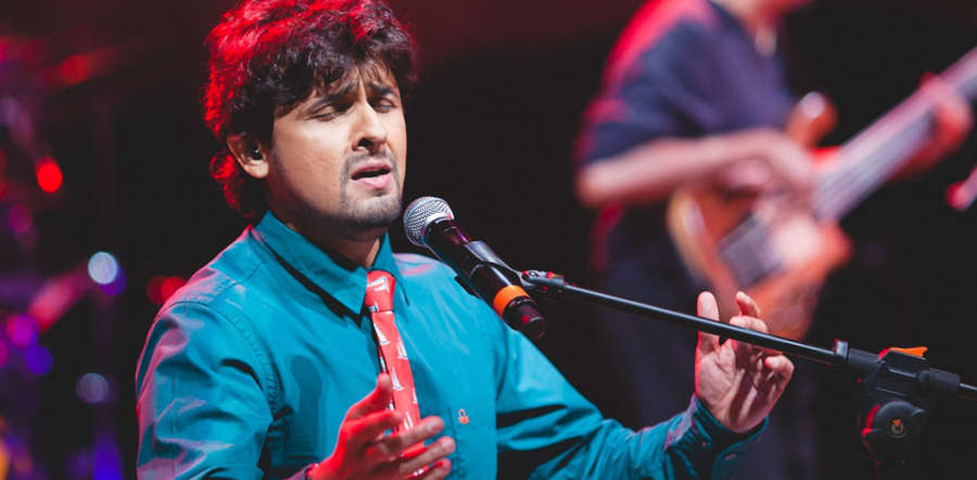 Sonu Nigam tour dates