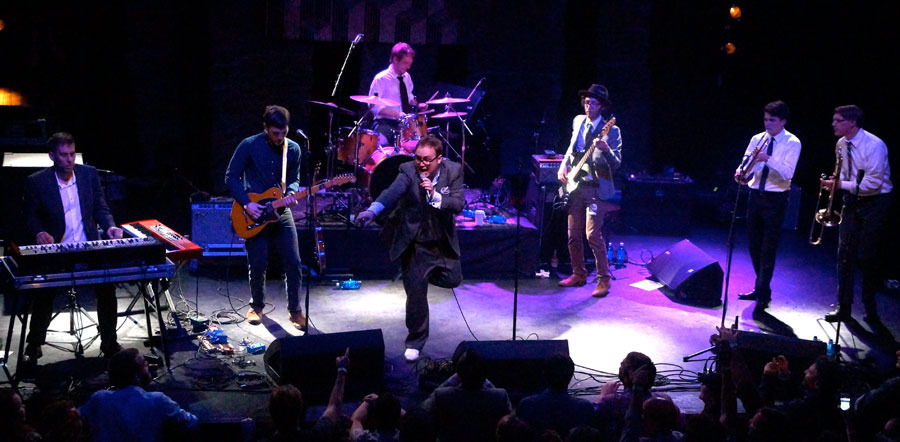 St. Paul and The Broken Bones tour dates