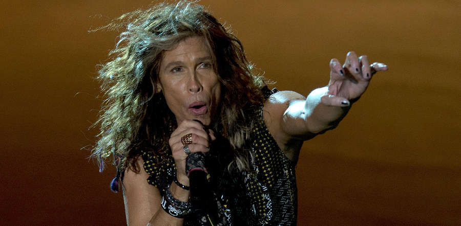 Steven Tyler tour dates