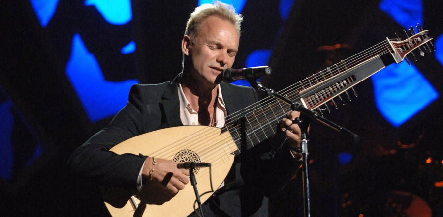 Sting tour dates