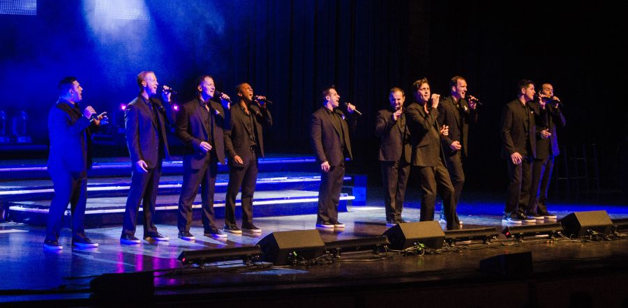 Straight No Chaser tour dates