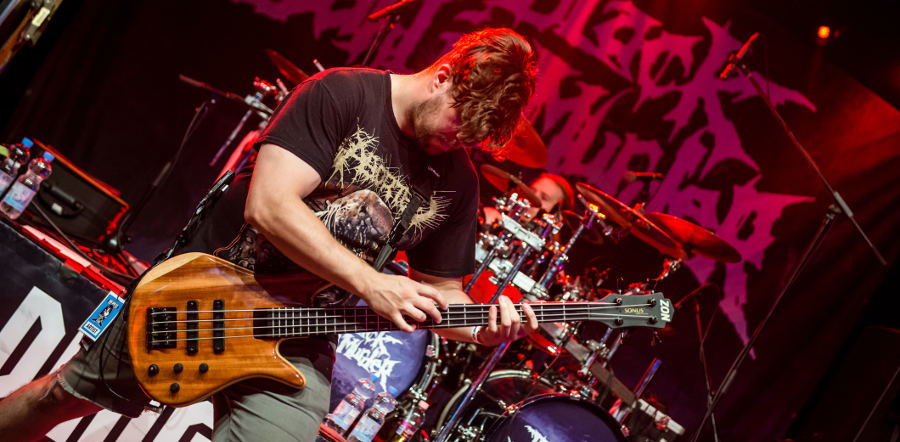 Summer Slaughter Tour live