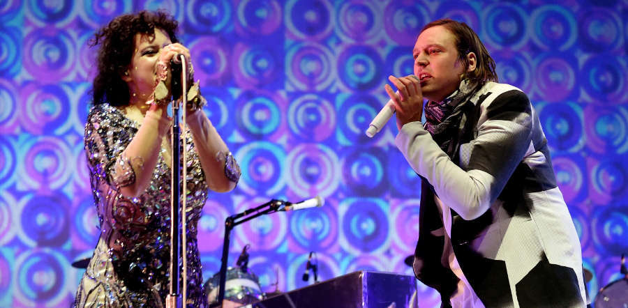 The Arcade Fire tour dates