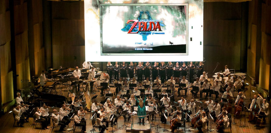 The Legend Of Zelda: Symphony Of The Goddesses tour dates