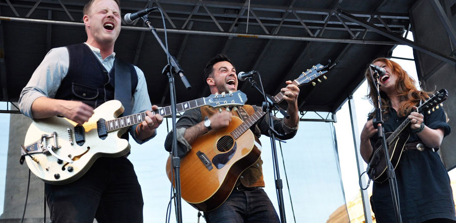 The Lone Bellow tour dates