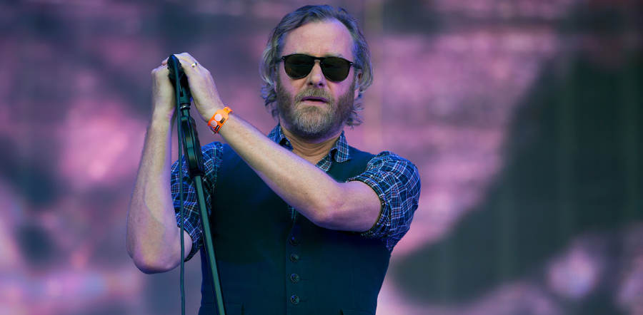 The National tour dates