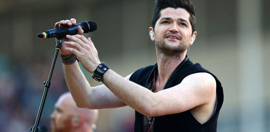 The Script tour dates