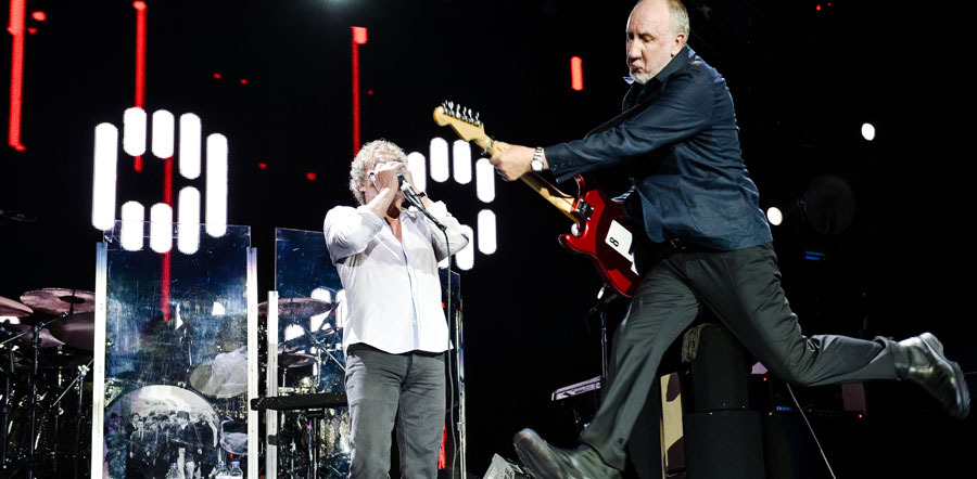 The Who tour dates