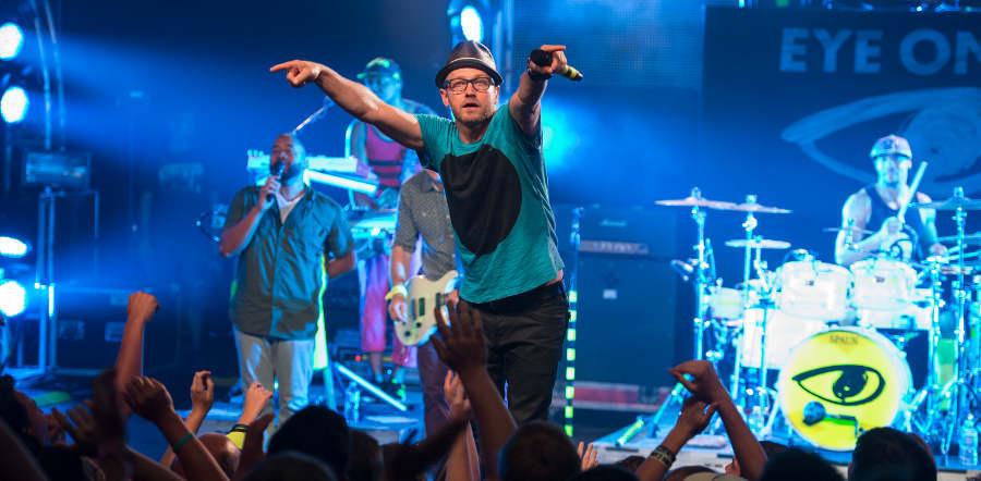Tobymac Hits Deep  Tour April