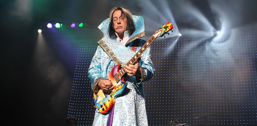 Todd Rundgren tour dates