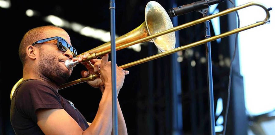 Trombone Shorty And Orleans Avenue tour dates