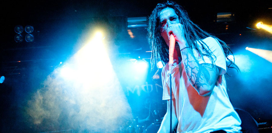 Underoath tour dates