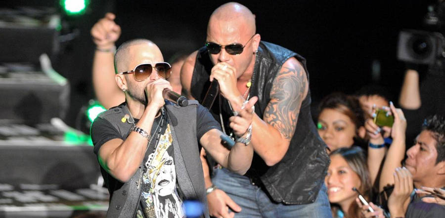 Wisin Y Yandel tour dates