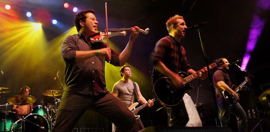 Yellowcard tour dates