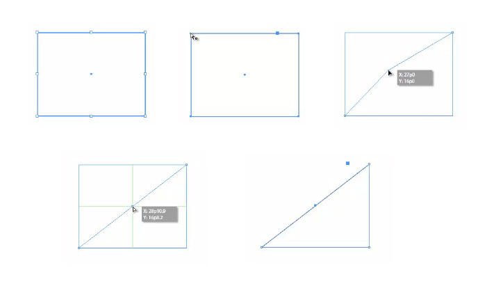 Working with Anchor Points and Creating Shapes with InDesign CS6